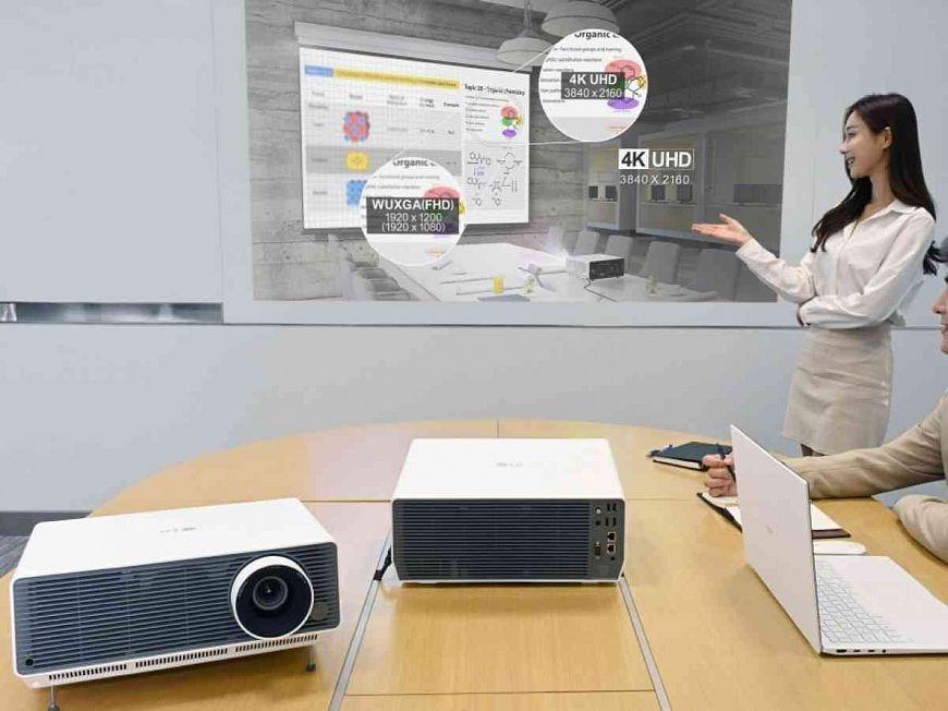 Видеопроектор LG ProBeam BU60PST