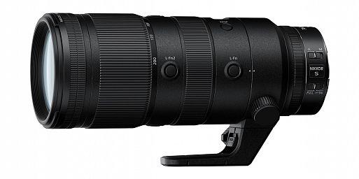 Объектив NIKKOR Z 70-200mm f/2.8 VRS