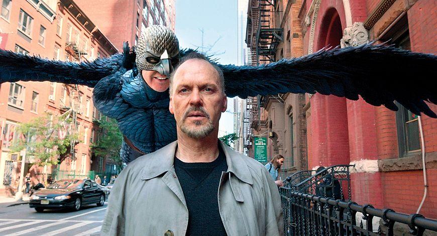 Бердмен / Birdman or (The Unexpected Virtue of Ignorance) (2014)
