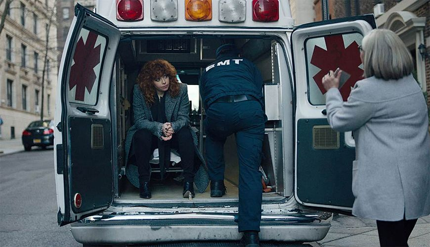 Топ-12 лучших сериалов Netflix