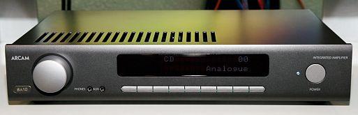 Интегральный усилитель Arcam SA10