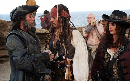 «Пираты Карибского моря: На странных берегах» / Pirates of the Caribbean: On Stranger Tides (2011)