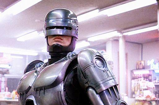 4. Робот-полицейский / Robocop (1987)