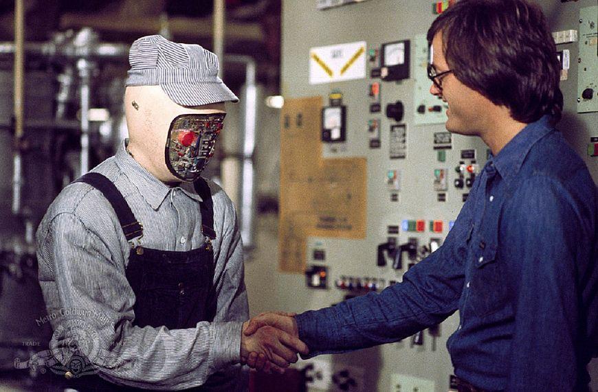 Мир будущего / Futureworld (1976)