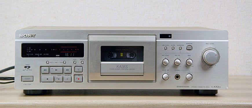 Sony TC-KA3ES ($750)