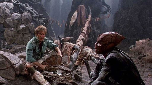 «Враг мой» / Enemy Mine (1985)