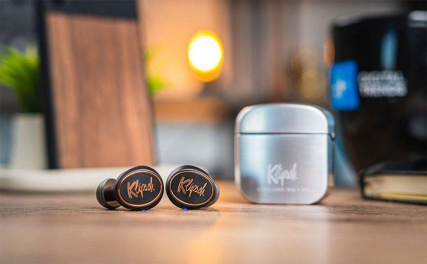 TWS-наушники Klipsch T5 True Wireless