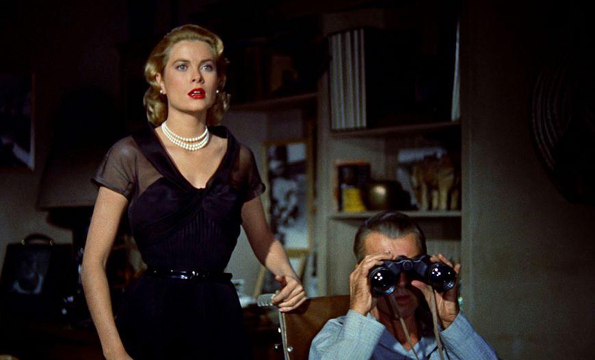 8. Окно во двор / Rear Window (1954)