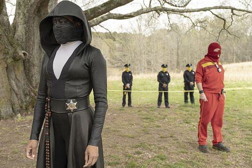 3. Хранители / Watchmen