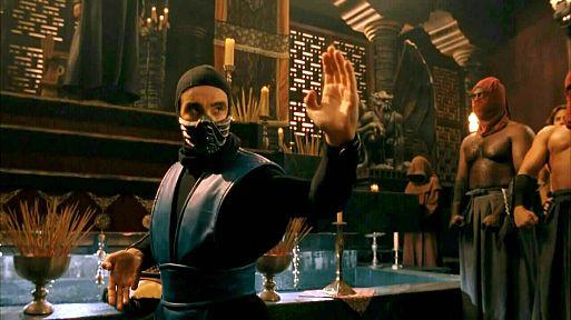 «Смертельная битва» / Mortal Kombat (1995)