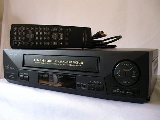 Sharp VC-H810U