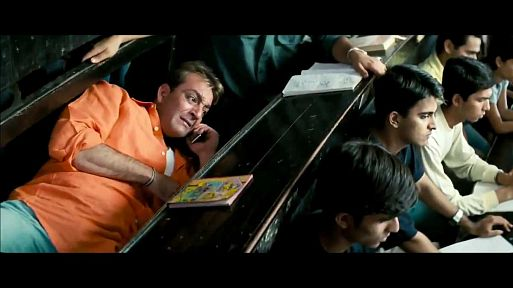 «Братан Мунна: Продавец счастья» / Munna Bhai M.B.B.S. (2003)