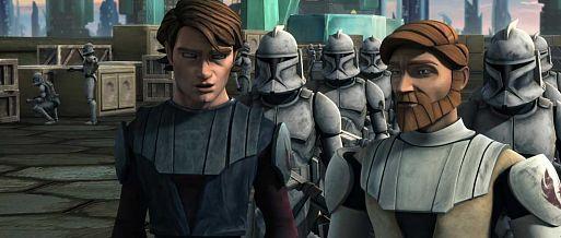«Звездные войны. Войны клонов» / Star Wars: The Clone Wars (2008, 6 сезонов)
