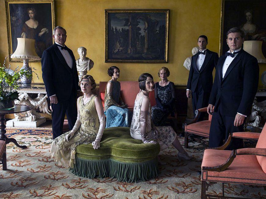 Аббатство Даунтон / Downton Abbey (2010 – 2015)