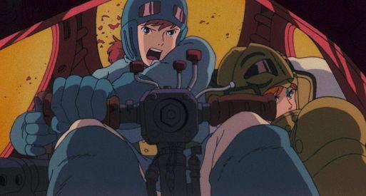 «Навсикая из Долины ветров» / Kaze no tani no Naushika (1984)