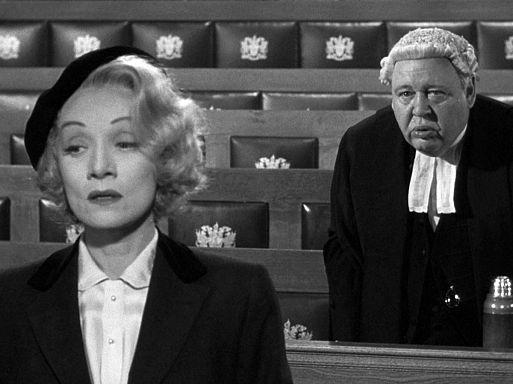 «Свидетель обвинения» / Witness for the Prosecution (1957)