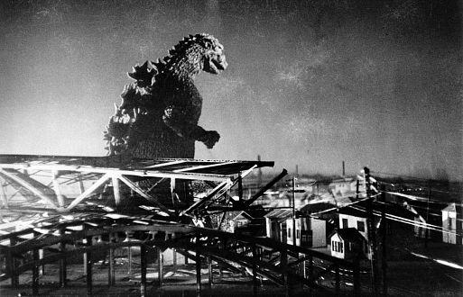 Годзилла, «Годзилла» / Godzilla (1954)