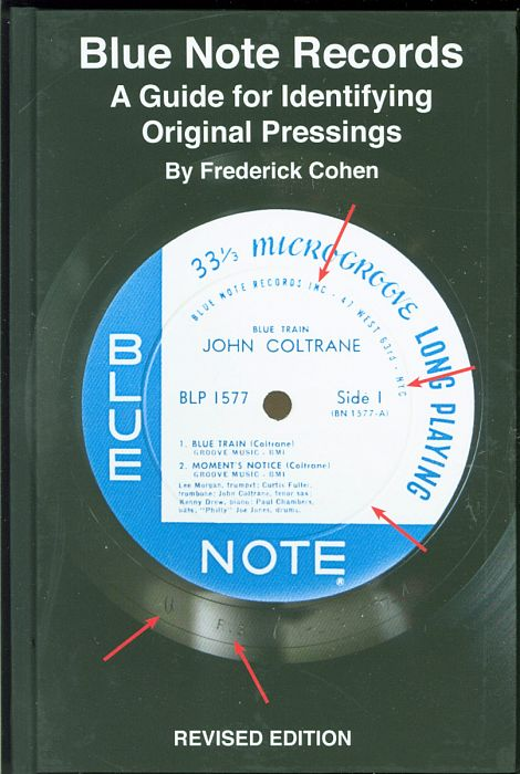 Frederick Cohen «Blue Note Records by Frederick Cohen»