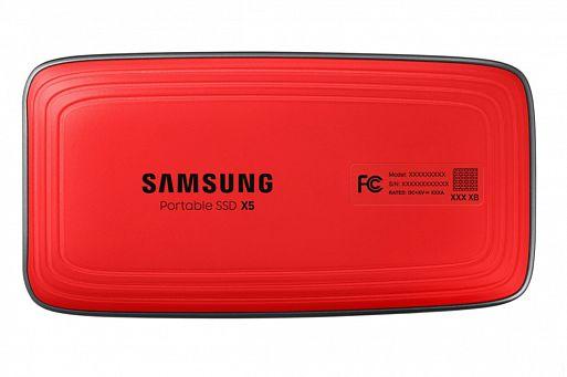 SSD-накопитель Samsung Portable SSD X5