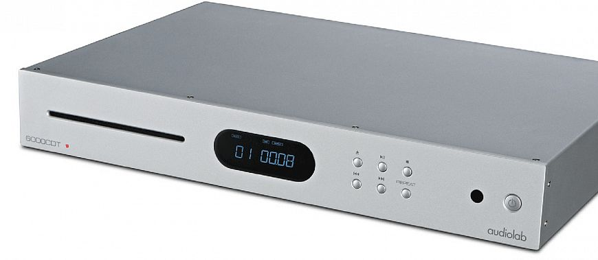 AudioLab 6000CD