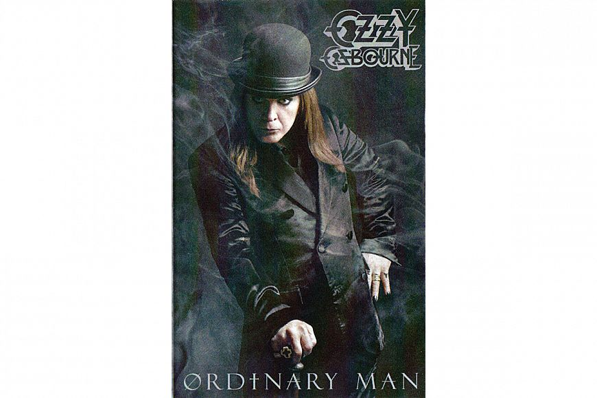 Ozzy Osbourne «Ordinary Man»