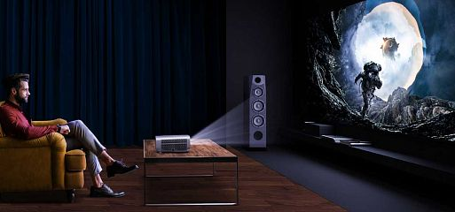4K HDR DPL-проектор BenQ W2700