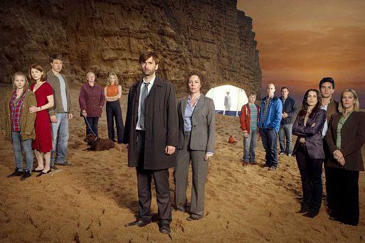 «Убийство на пляже» / Broadchurch (2013, 3 сезона)