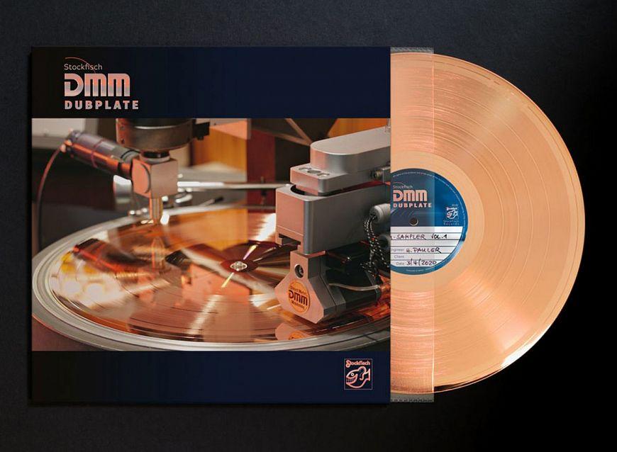 Stockfisch DMM-Dubplate Vol. 1
