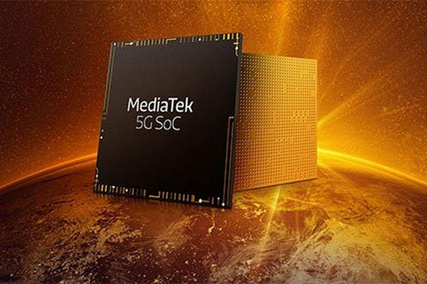 Доступные 5G-смартфоны с чипсетом от MediaTek