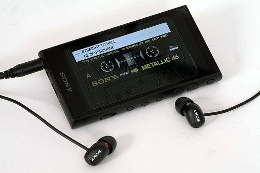 Hi-Res портативный проигрыватель Sony NW-A105HN