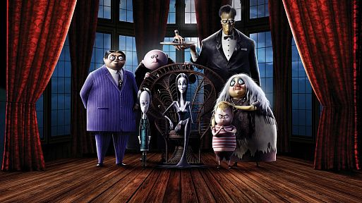 Семейка Аддамс / The Addams Family (2019)