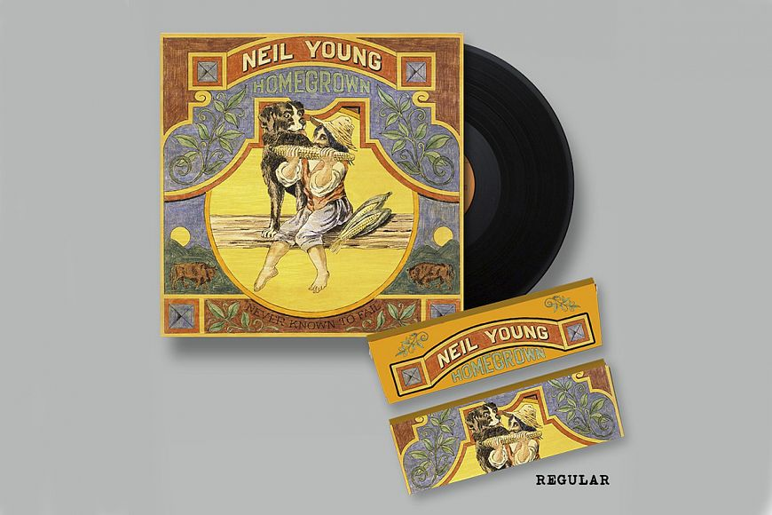 Neil Young Homegrown «Never Known To Fail»