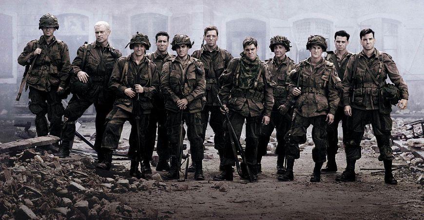 Братья по оружию / Band of Brothers (2001)