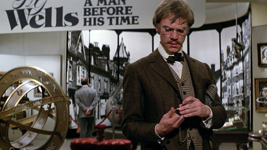 Путешествие в машине времени / Time After Time (1979)