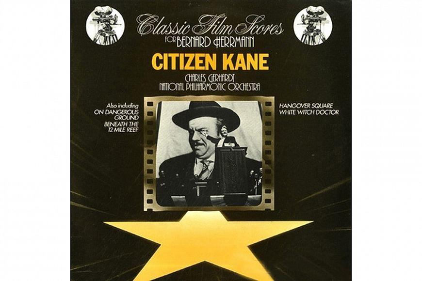 «Citizen Kane»: Classic Film Scores For Bernard Herrmann