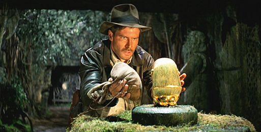 12. Индиана Джонс: В поисках утраченного ковчега / Raiders of the Lost Ark (1981)