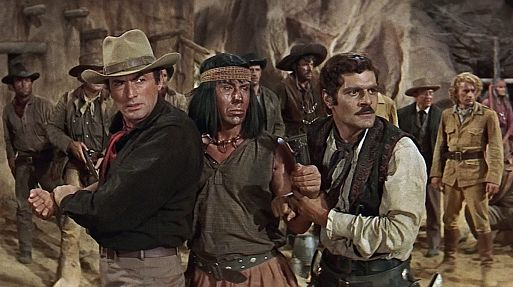 4. «Золото Маккенны» / Mackenna's Gold (1969) – 63 миллиона зрителей