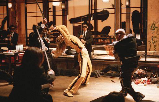 «Убить Билла» / Kill Bill (2003)