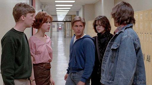 «Клуб Завтрак» / The Breakfast Club (1985)