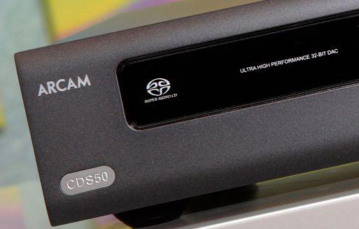 Arcam CDS50 / Arcam SA20