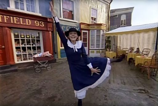 «Мэри Поппинс, до свидания!» (1983)