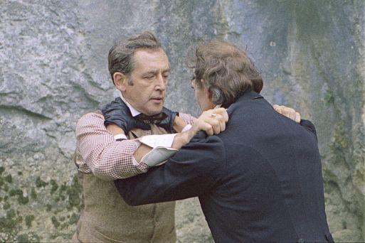 Холмс против Мориарти – «Приключения Шерлока Холмса и доктора Ватсона» (1980)