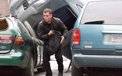 «Ультиматум Борна» / The Bourne Ultimatum (2007)