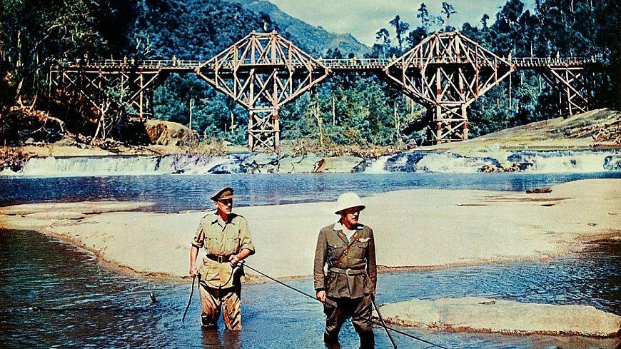 2. Мост через реку Квай / The Bridge on the River Kwai (1957)