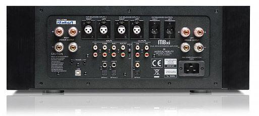 Интегральный усилитель с ЦАП Musical Fidelity M8xi