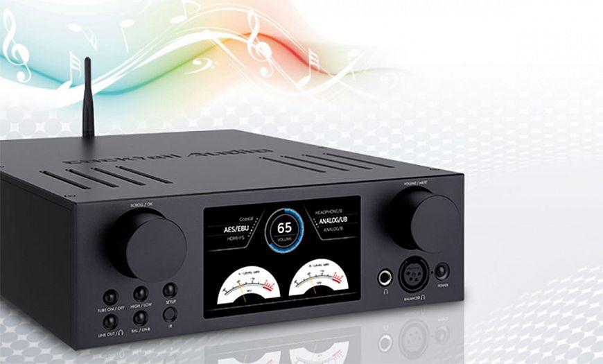 4. Coctail Audio HA500H