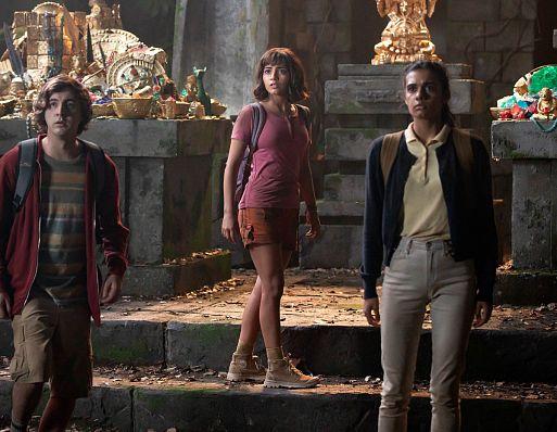 Дора и Затерянный город / Dora and the Lost City of Gold (2019)