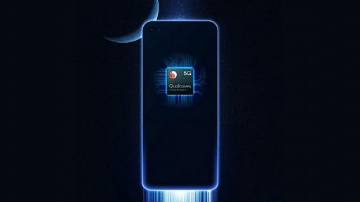 Смартфон realme X50 с поддержкой сетей 5G