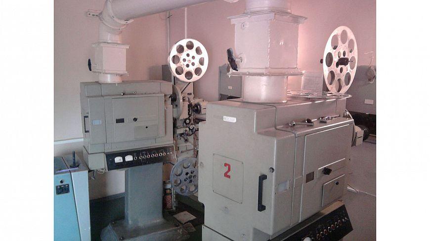 Принцип работы кинопроектора