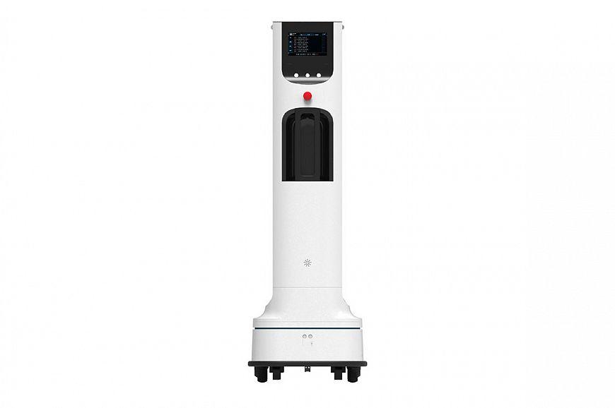 Робот LG для дезинфекции помещений